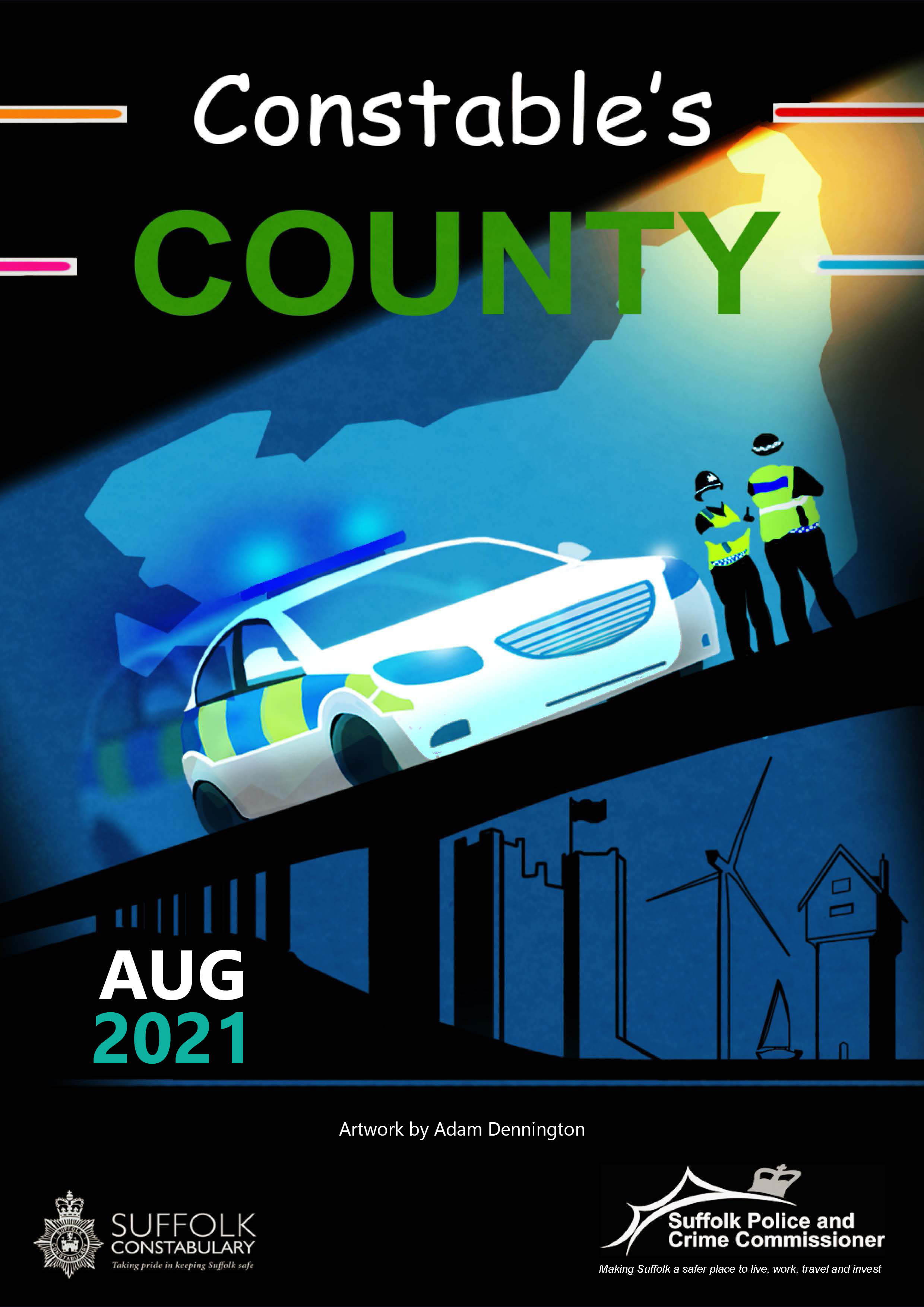CEO Constables County August