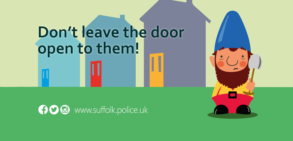 More than a third of reported residential burglaries in April and May this year were as a result of an insecure door or window and Suffolk Police are urging ...  sc 1 st  Suffolk Constabulary & Over 1/3 burglaries are because homes are left insecure | Suffolk ...