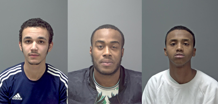14 years jail term for drug offending trio | Suffolk