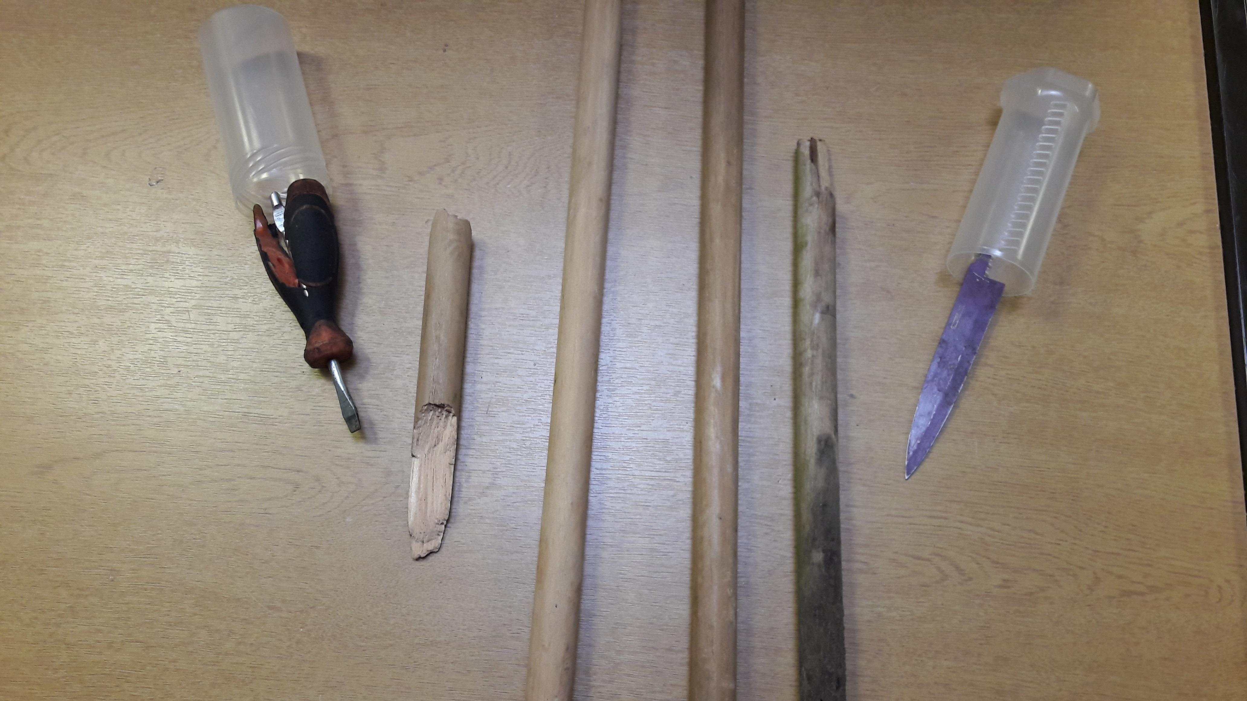 Jubilee park weapons