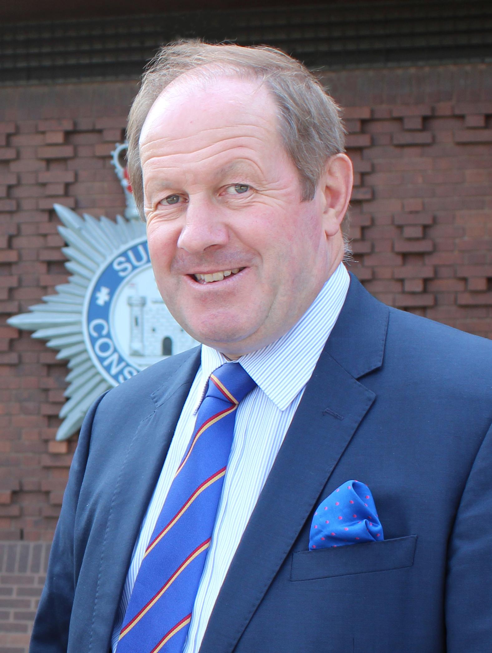 PCC Tim Passmore
