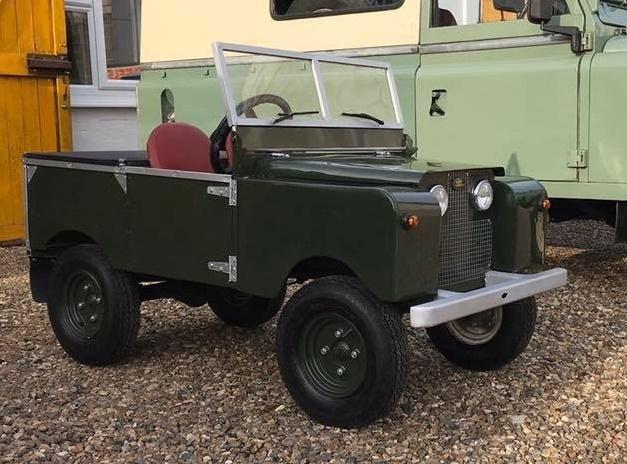 Replica Land Rover