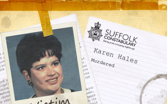 Unsolved Cases   Suffolk Constabulary