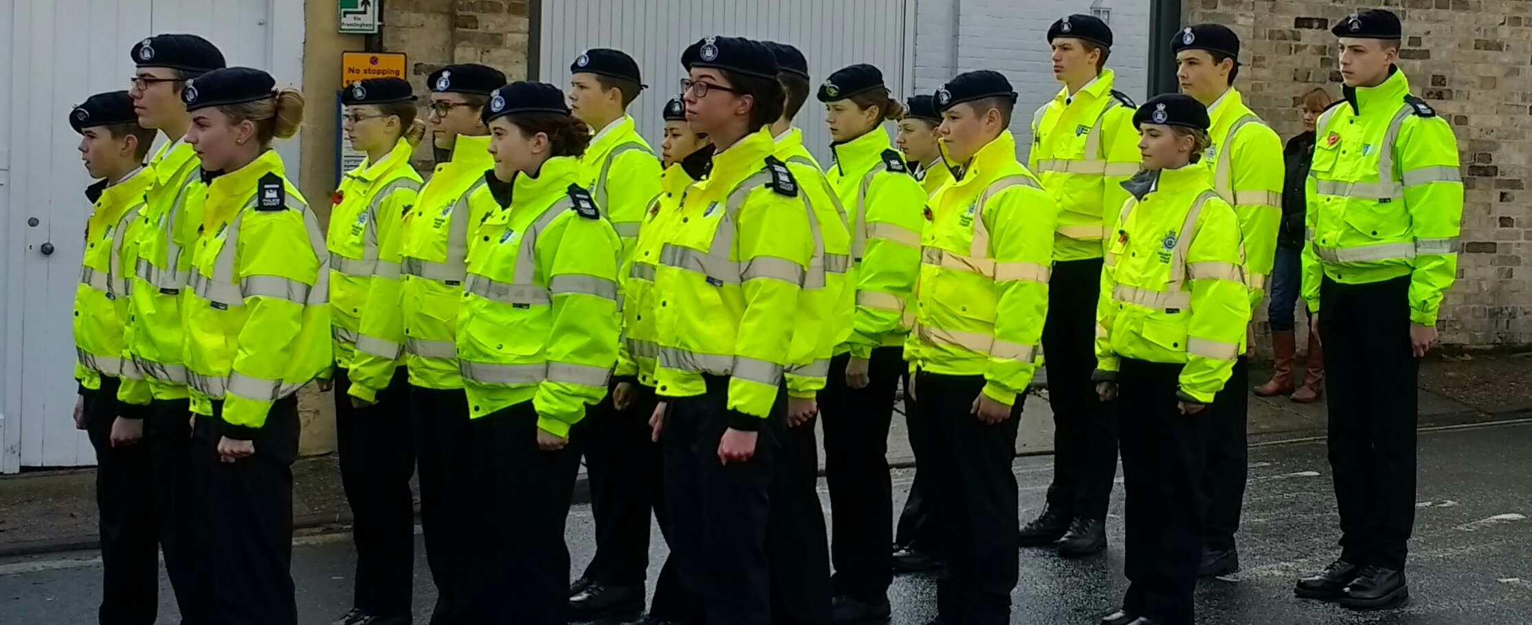 suffolk police    emergency services cadets