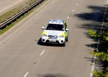 Roads policing; police car; Suffolk Police
