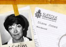 Diane Jones; cold case; murdered