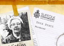 Dora Pratt; cold case; murdered