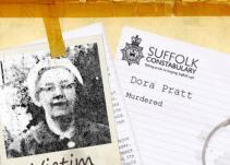Dora Pratt; cold case; murdered