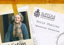 Doris Shelley; cold case