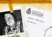 Edna Harvey; cold case