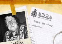 Edna Harvey; cold case