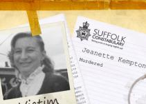 Jeanette Kempton; body found